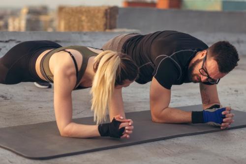 Fitness is een sport waarbij je zeer gericht een doelstelling kunt nastreven